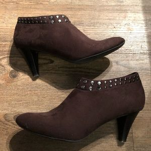 Shoes - Like NEW!!! Fantastic Brown Jessica Boots